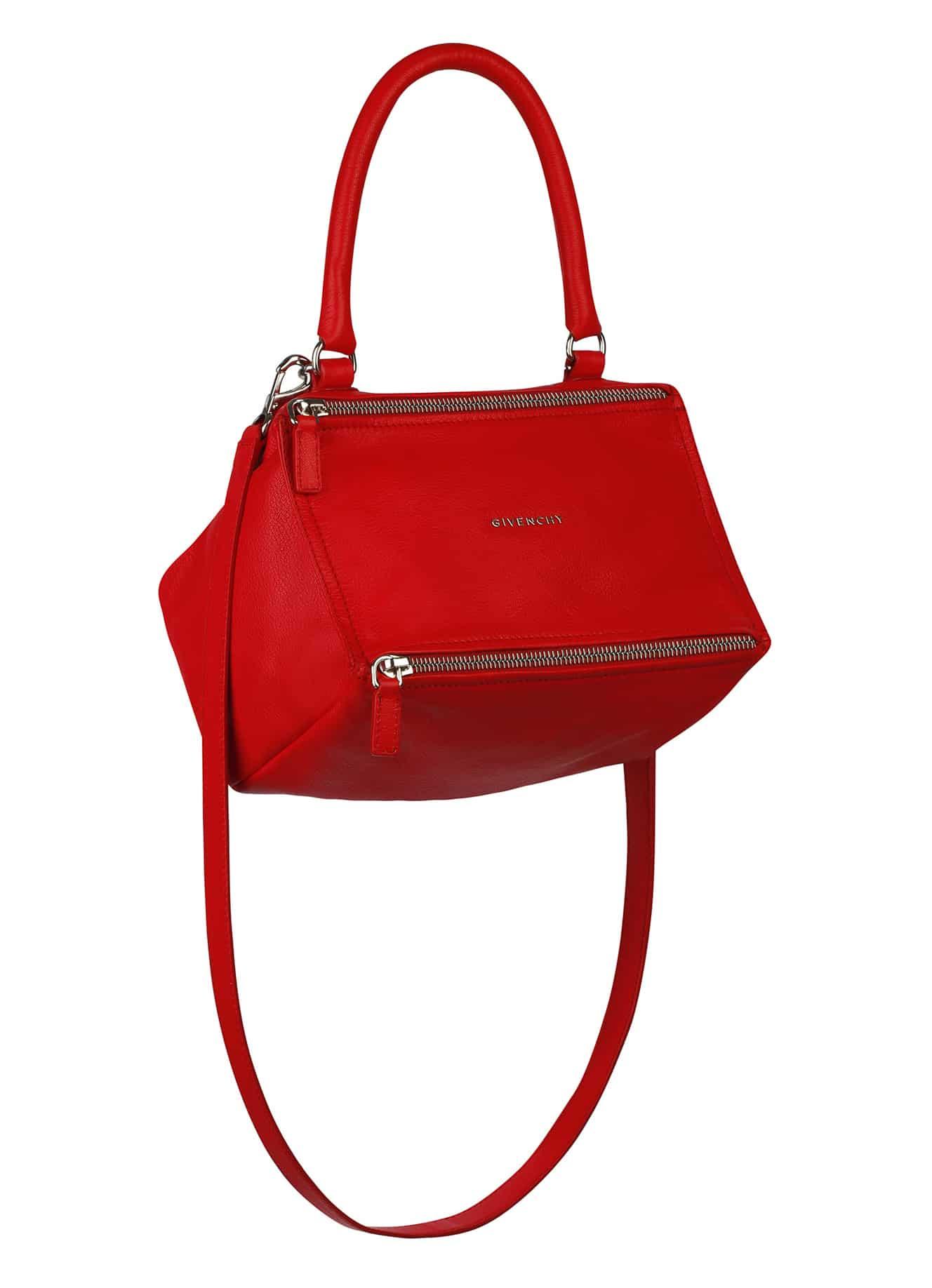 Givenchy Bag 2013 Givenchy Red Pandora Small Bag