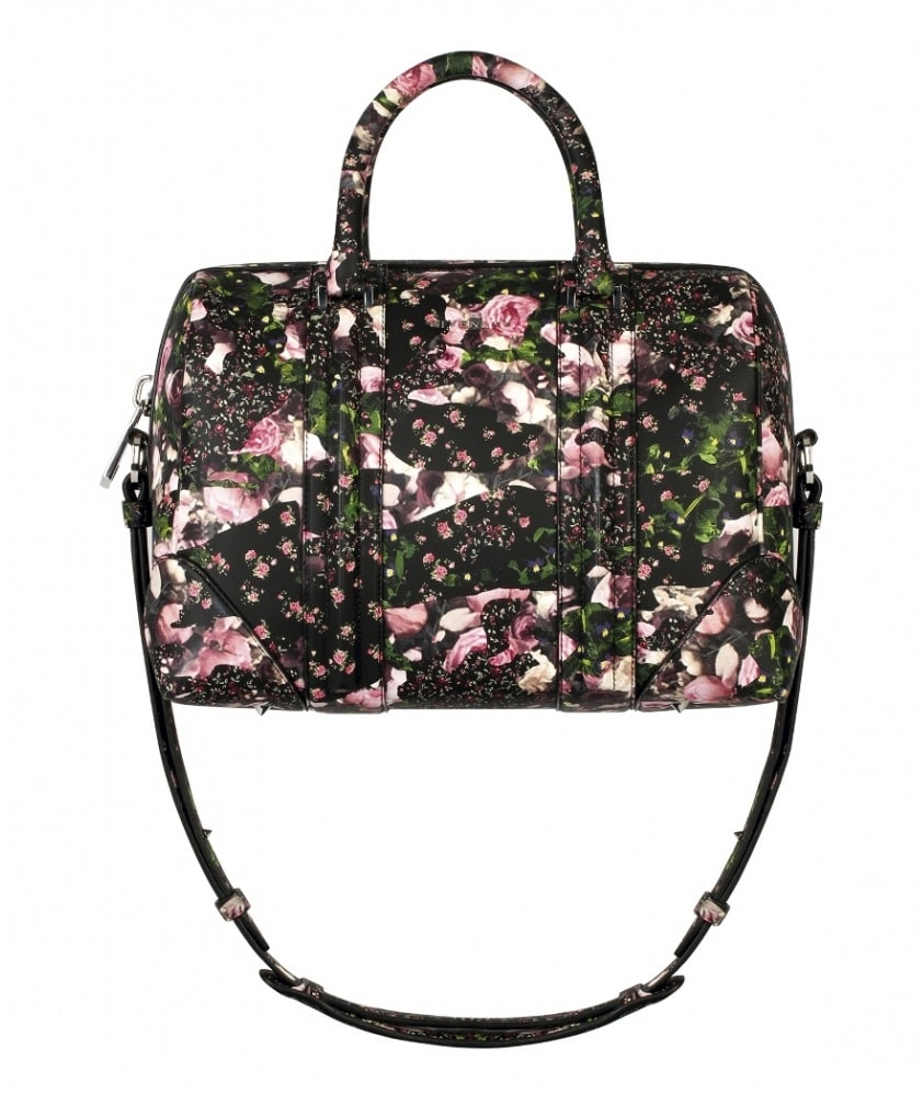 f76f0d95ee Nightingale Bags. Givenchy Roses Camouflage Print ...