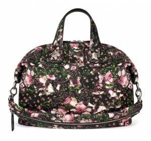 Givenchy Roses Camouflage Print Nightingale Medium Bag