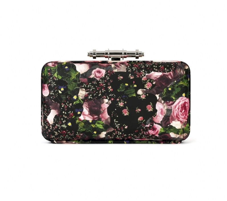 bcd99edd18 Givenchy Roses Camouflage Print Obsedia Minaudiere Bag
