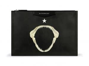Givenchy Shark Jaw Antigona Pouch Medium Bag