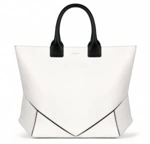 Givenchy White and Black Easy Bag