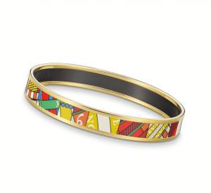 Hermes Astrologie Nouvelle Narrow Bracelet