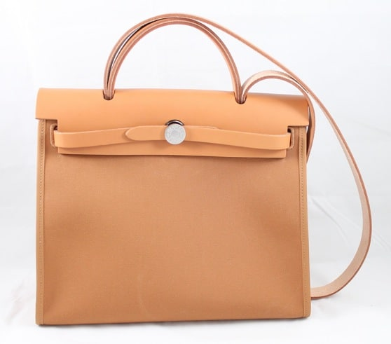 Hermes Herbag Zip Bag Reference Guide | Spotted Fashion