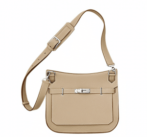 Hermes Beige Jypsiere 28 Bag