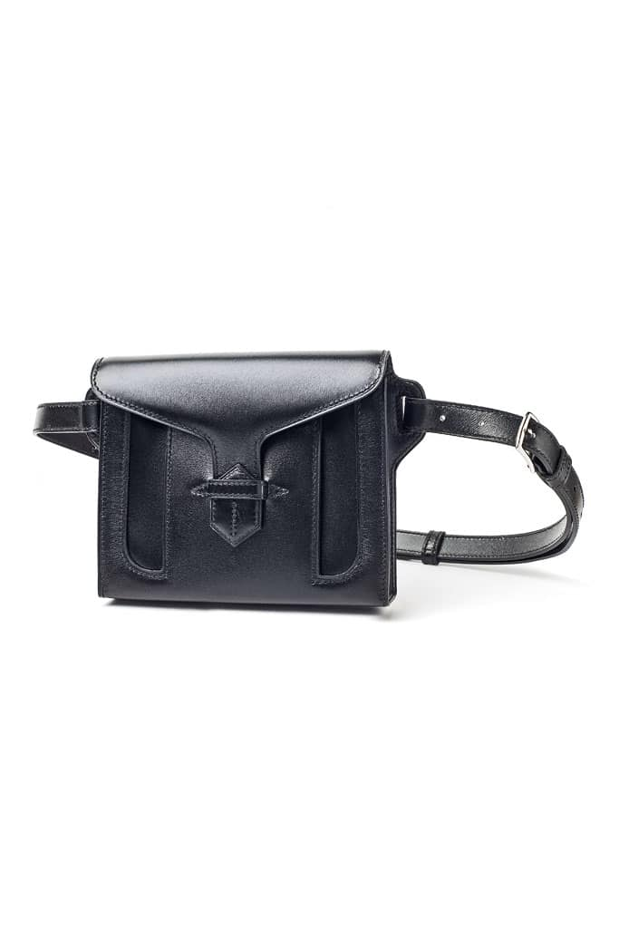 designer hermes belts tvdt  Hermes Black Belt Bag