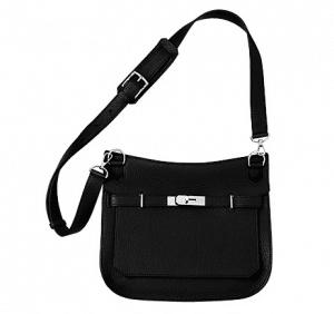 Hermes Black Jypsiere 28 Bag