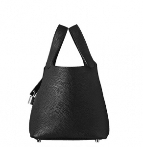 Hermes Black Picotin Lock PM Bag 1