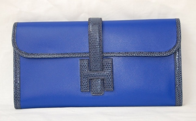 inexpensive leather purses - Hermes Jige Clutch Bag Reference Guide | Spotted Fashion
