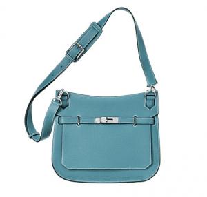 Hermes Blue Jean Jypsiere 28 Bag
