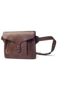 Hermes Brown Belt Bag - Fall 2013