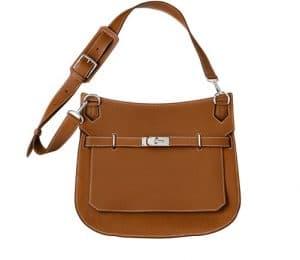 Hermes Brown Jypsiere 37 Bag