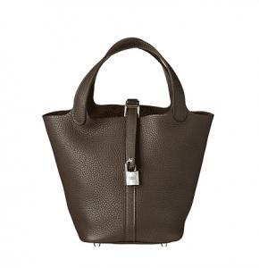 Hermes Cafe Picotin Lock PM Bag