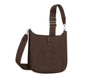 Hermes Coffee Evelyne III PM Bag