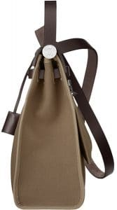 Hermes Etoupe Herbag Zip 31 Bag 1