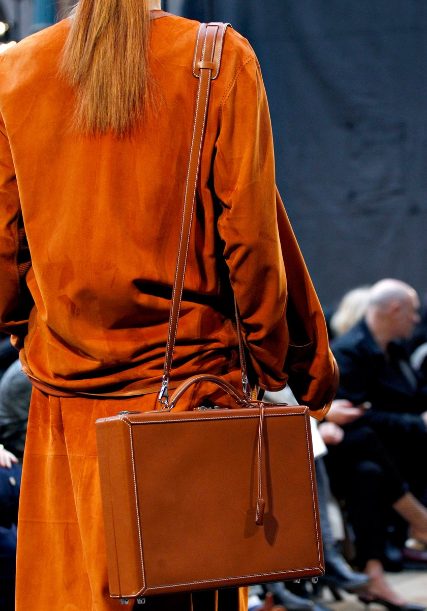 Hermes Fall 2014 Bags Hermes Gold Box Bag Fall