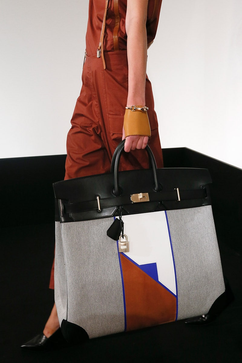 hermes spring 2013 runway bag collection