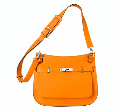 Hermes Orange Jypsiere 28 Bag