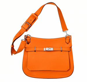 Hermes Orange Jypsiere 34 Bag