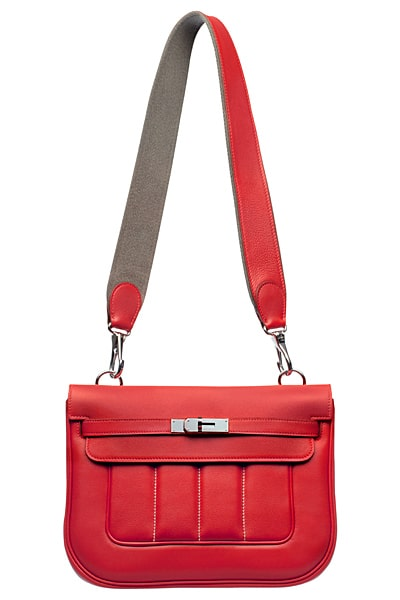 Hermes Spring 2012 Bag Collection Spotted Fashion