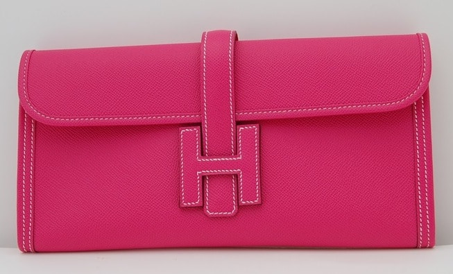 Hermes Jige Clutch Bag Reference Guide | Spotted Fashion