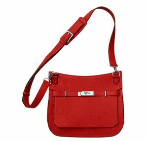 Hermes Rouge Jypsiere 28 Bag