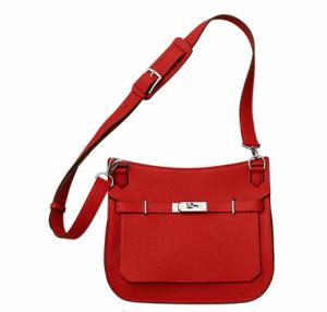 Hermes Rouge Jypsiere 28 Bag