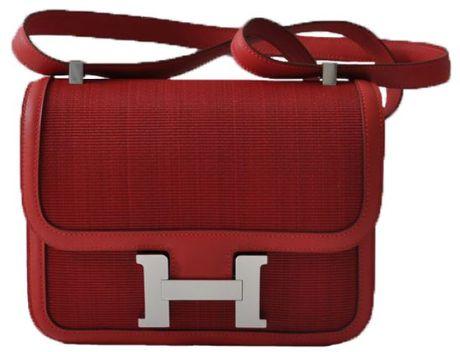 32a6768d271b Hermes Rouge Ottoman Constance 24 MM Bag