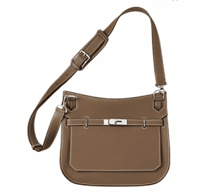 Hermes Taupe Jypsiere 28 Bag