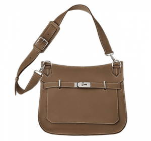 Hermes Taupe Jypsiere 31 Bag