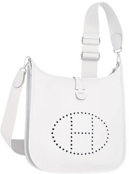 Hermes Evelyne Bag Reference Guide | Spotted Fashion