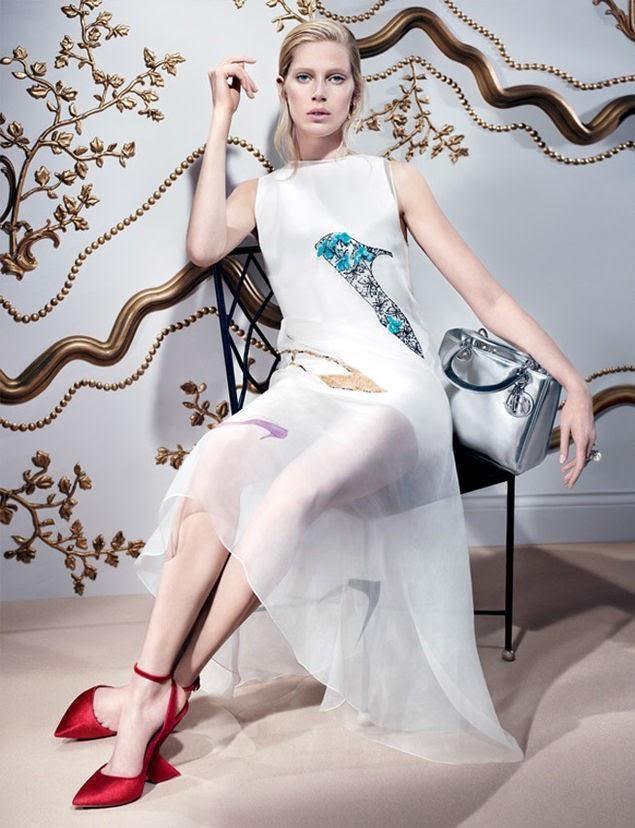 Dior Fall/Winter 2013 Ad Campaign