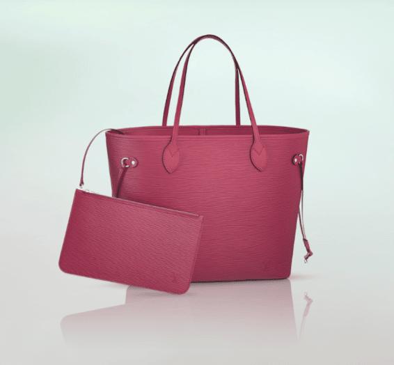 Самые популярные модели сумок от Louis Vuitton