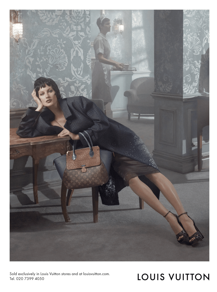 louis vuitton commercial analysis The louis vuitton ad aims to promote the brand itself, rather than a specific  product a louis vuitton bag makes only a fleeting appearance in.
