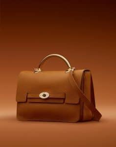 Mulberry Ginger Bayswater Shoulder Large Bag