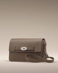Mulberry Taupe Shoulder Bag