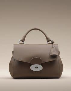 Mulberry Taupe Silky Classic Calf Primrose Bag