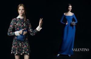 Valentino Fall 2013 Ad Campaign