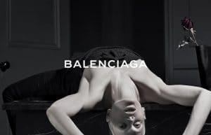Balenciaga Fall 2013 Ad Campaign