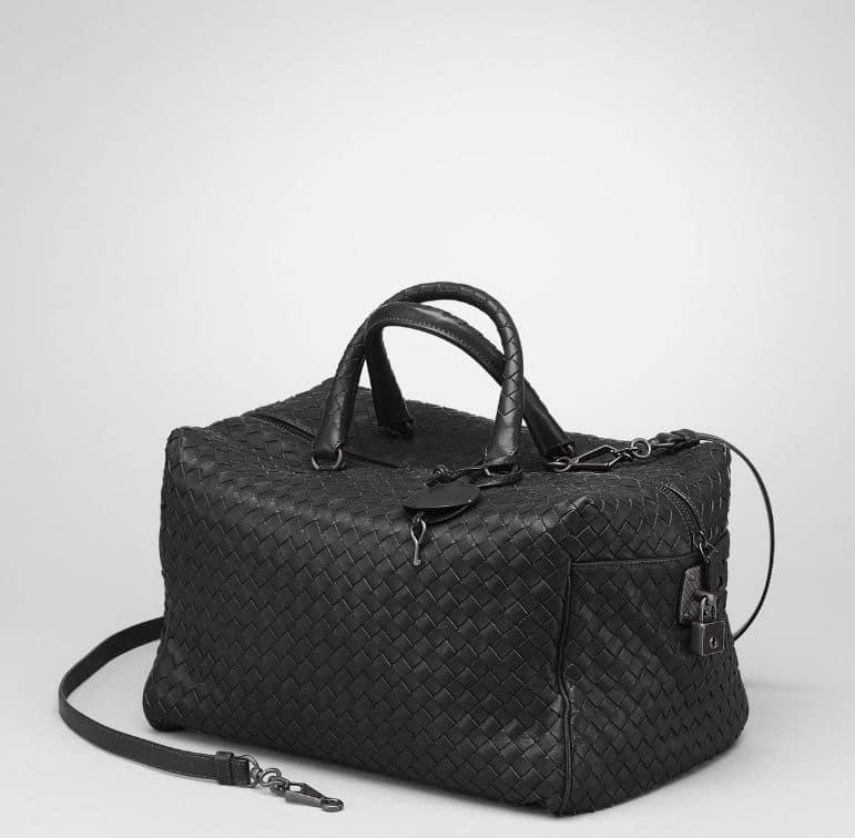 04e90cee72ac Bottega Veneta Intreciatto Nappa Top Handle Bag Reference Guide .