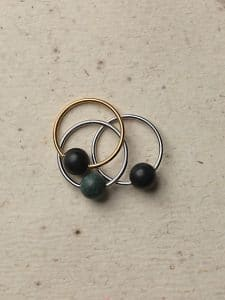 Celine Bowl Bracelets