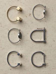 Celine Geometric/Coin/Handcuff/Hook Bracelets