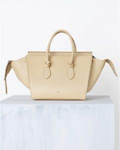 Celine Vanilla Tie Tote Bag