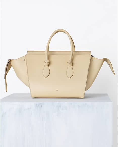 Celine Tie Tote Bag Reference Guide | Spotted Fashion