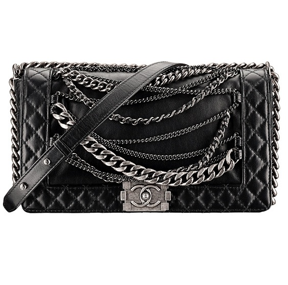 chanel fall winter 2013 bag collection spotted fashion