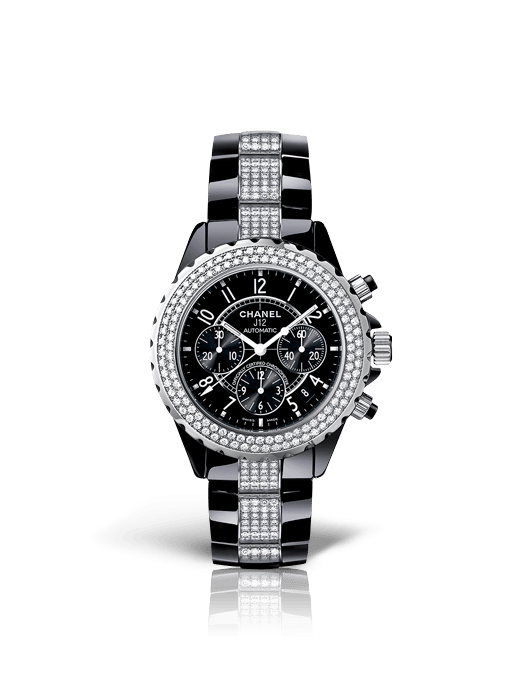 chanel j12 watch reference guide spotted fashion