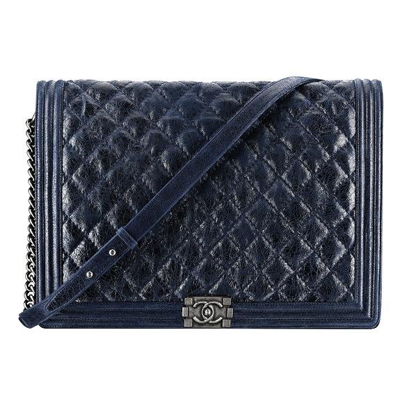 b046e42dc557 Chanel Fall   Winter 2013 Bag Collection