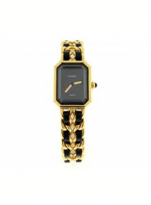 Chanel Gold Premiere Vintage Watch