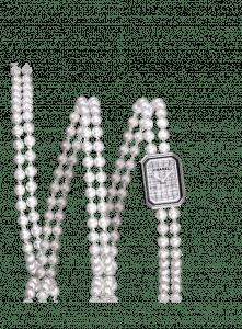 Chanel Pearls Premiere Watch 15mm