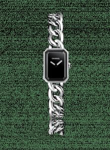 Chanel Steel Chain Bracelet Premiere Watch 16mm